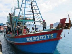 KKP Tangkap 19 Kapal Pelaku Ilegal Fishing