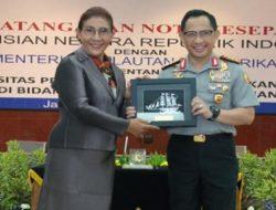 Menteri Susi dan Jenderal Tito Sinergi Amankan Laut Indonesia
