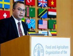 Pandemi Corona, Bupati Bogor-Rektor IPB Ingatkan Pentingnya Ketahanan Pangan