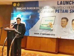 Pertegas Posisi Pertanian di Zona 4.0, BPPSDMP Luncurkan Aplikasi Petani SMILE