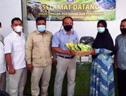 Suka Cita Petani Kalimantan Timur Penerima Bantuan Benih Hortikultura