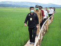 TNI-Polri Dukung Jalannya Program Food Estate Sumba Tengah