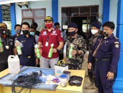 KKP Berhasil Tangkap Empat Pelaku Bom Ikan