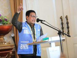 Kemendes dan BNN Tinjau Pilot Project Desa Bersih Narkoba