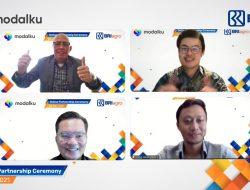 Penyaluran Kredit Melalui Platform, BRI Agro Gandeng Modalku