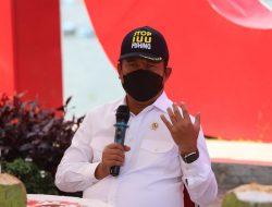 Menteri Trenggono Ajak Seluruh Negara Bersatu Berantas IUU Fishing
