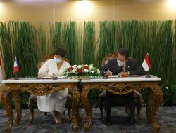 Indonesia-Prancis Perkuat Kerjasama Bidang Kelauatan dan Perikanan