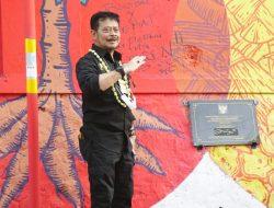 Menteri Pertanian Resmikan Kampung Singkong, Gairahkan UMKM Singkong Salatiga dan Sekitarnya